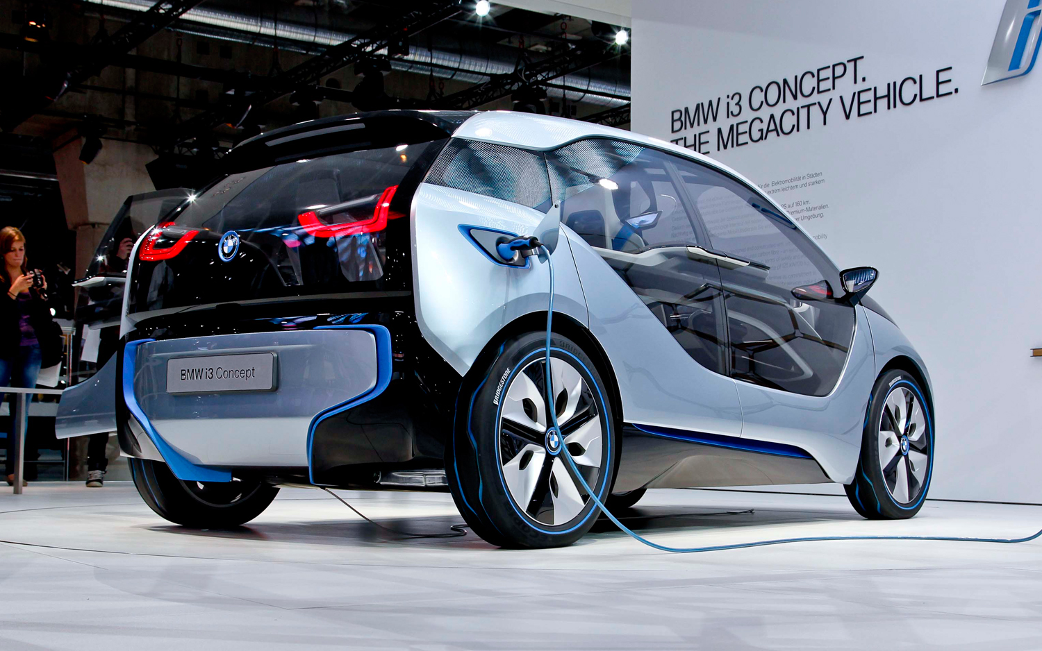 New Bmw I3 Electric Will Worry Tesla Motors Techie News