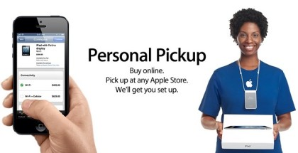 Apple Personal Pickup