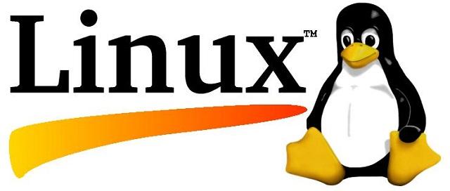 Linux tux text
