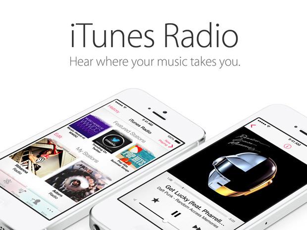 itunes radio apple shots