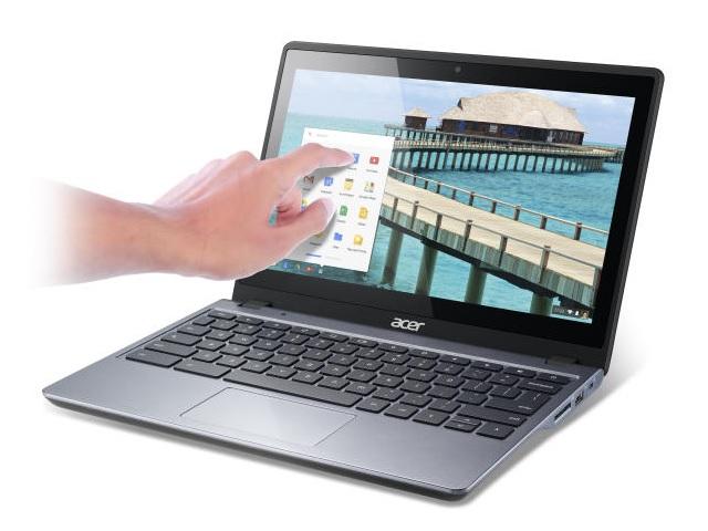 Acer C720P chromebook