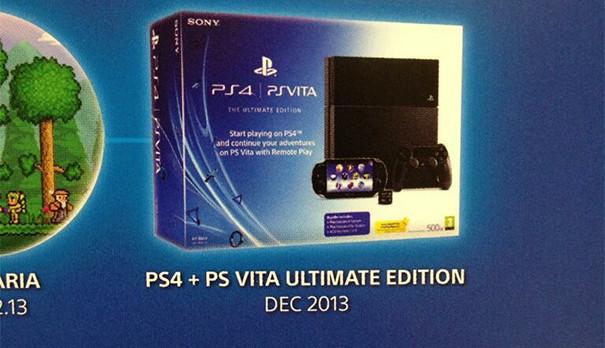PS4 Vita bundle