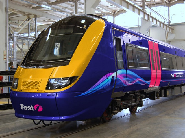 First Great Western Commuters To Get Free Wi Fi Access