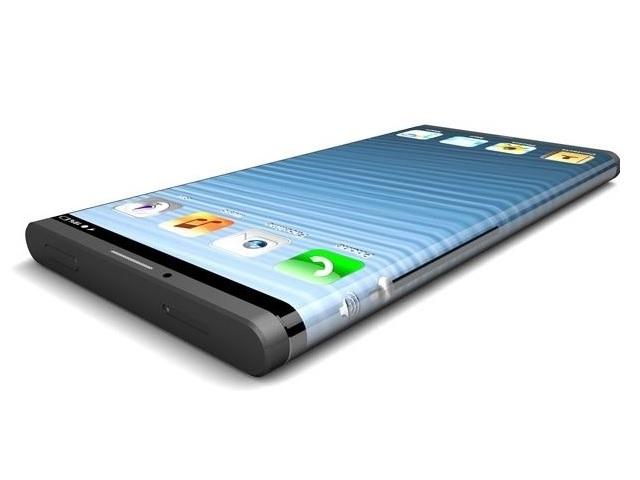 iPhone 6 concept wrap around display