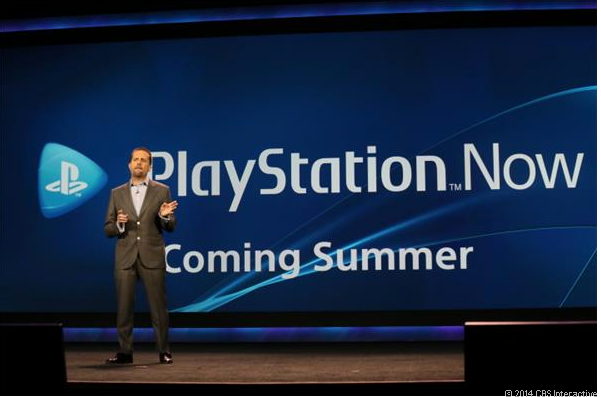 PlayStation Now CES 2014