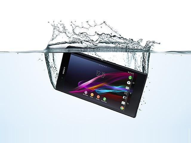Sony Xperia Z Ultra tablet