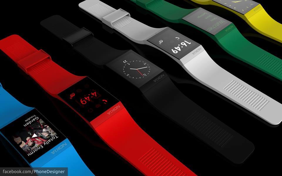 Nokia smartwatch concept is stunning - part 2