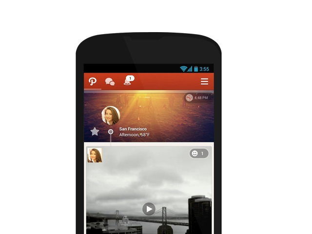 Path Android video