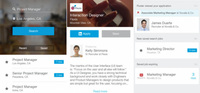 LinkedIn Job Search app for iOS lands in US | Techie News