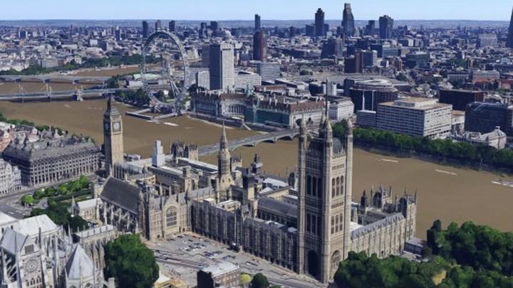 Maps Update 16001127 London Landmarks Map London maps Top – Map of Central London Landmarks