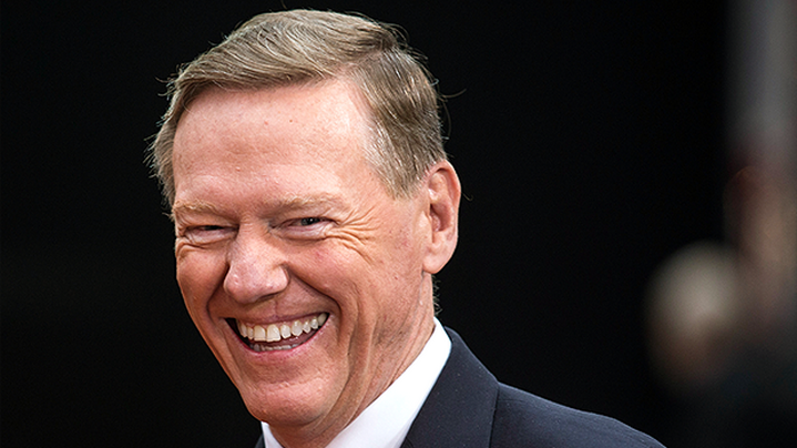 Google takes ex ford ceo alan mulally into its board of for Ford motor company alan mulally