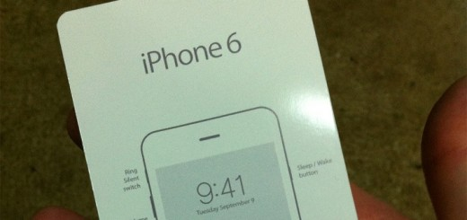 iPhone 6 guide header