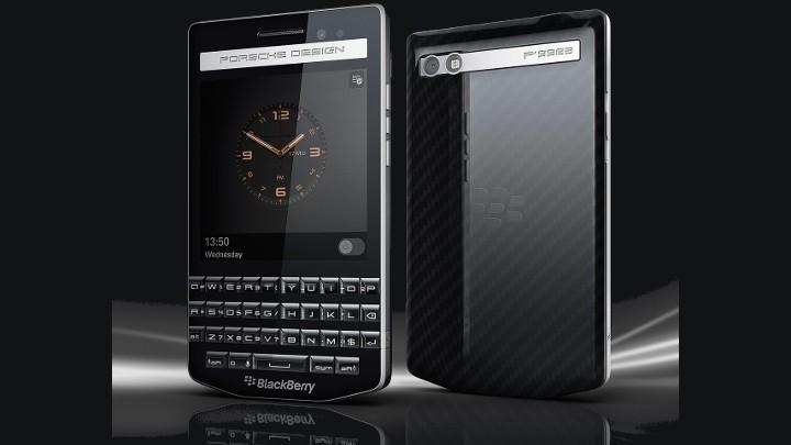 blackberry porsche design p 39 9983 qwerty smartphone to hit. Black Bedroom Furniture Sets. Home Design Ideas