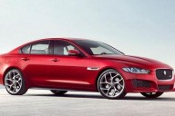 Jaguar XE sports sedan