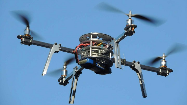 Researchers recommend caution when using drones around wildlife