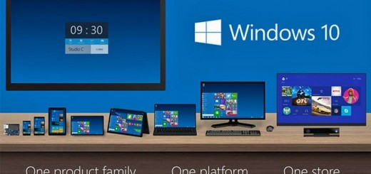 Microsoft-Windows-10-One-Platform