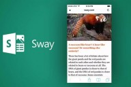 Microsoft-sway-office-application