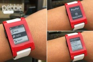 PayPal app for Pebble