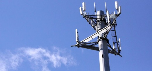 mobile 3g 4g tower