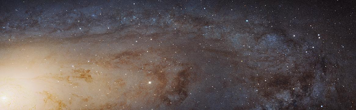Andromeda NASA Hubble