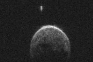 Asteroid 2004 BL86 Moon