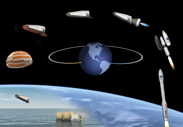 IXV Artist's view