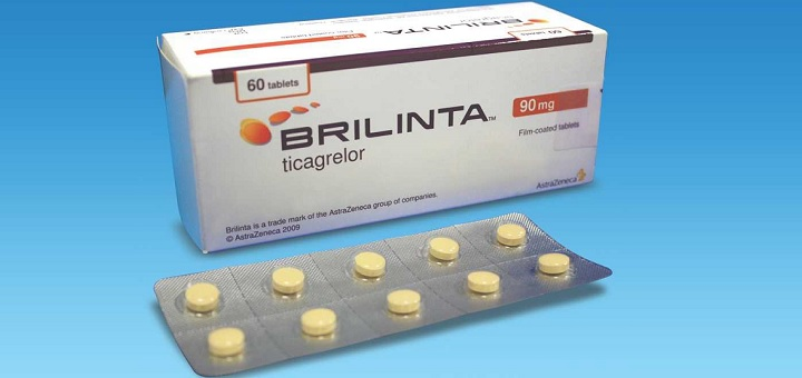 AstraZeneca's Brilinta said to be effective in long-Term