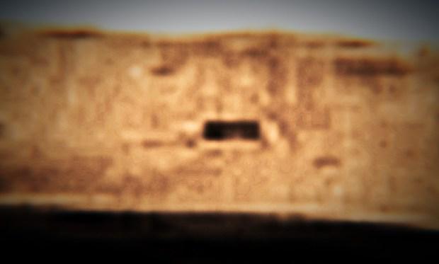 Bunker on Mars
