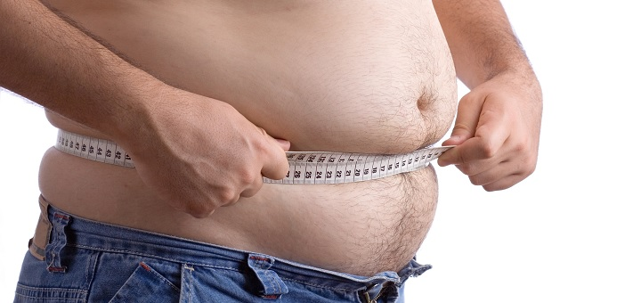 Smokers tend to get pot bellies as well, study shows