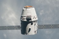 SpaceX Dragon commercial cargo craft