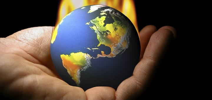 Study revisits global economical impact of climate change