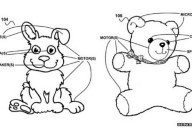 Google Patent Teddy Bear