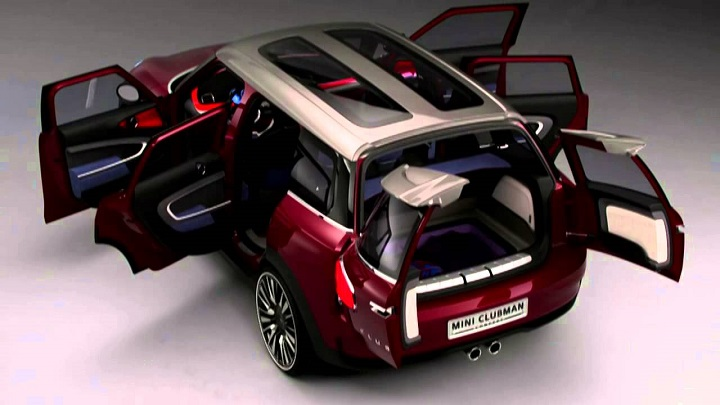 New Mini Clubman Is Out Techie News