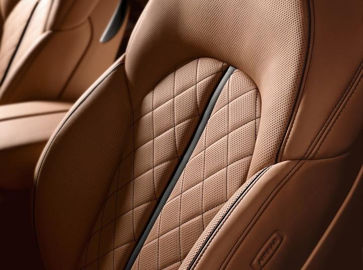 Audi A8 Edition 21 Seat 2