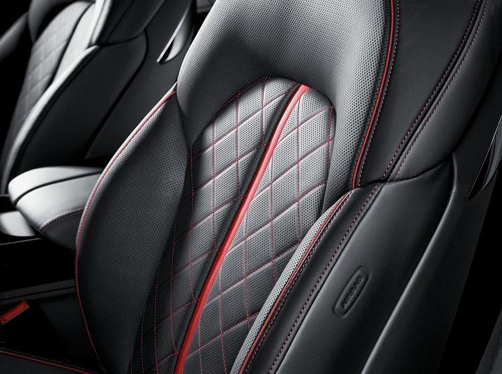 Audi A8 Edition 21 Seat