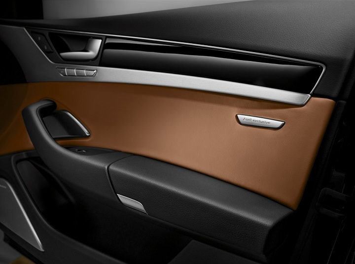 Audi A8 Edition 21 door