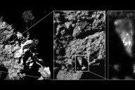 Brightness variation on Comet 67P