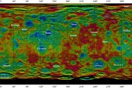 Ceres Colour Map