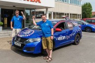 Honda Civic World Record