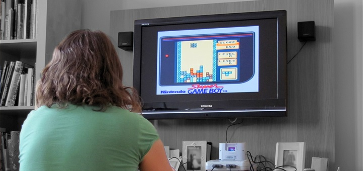 Want to control your cravings? Play Tetris