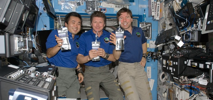 NASA wants to use astronauts' urine to produce vitamins
