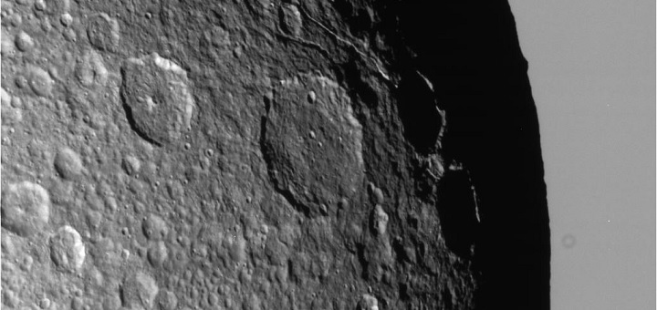 Cassini's final Dione flyby pegged as one of the best