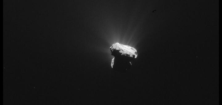 Rosetta hits yet another milestone; witnesses Comet 67P's perihelion moment