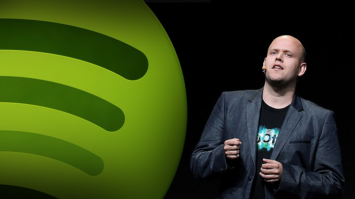 Spotify CEO tries to clear privacy policy confusion