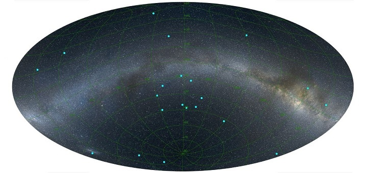 Largest ever feature in the observable universe found