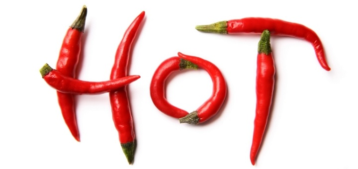 Hot chilies could help tackle obesity