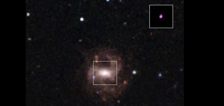Discovery of smallest supermassive black hole ever to provide clues to growth