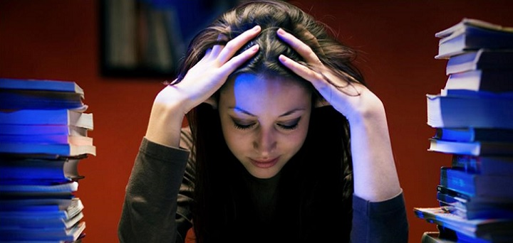 Stress said to impair self-control