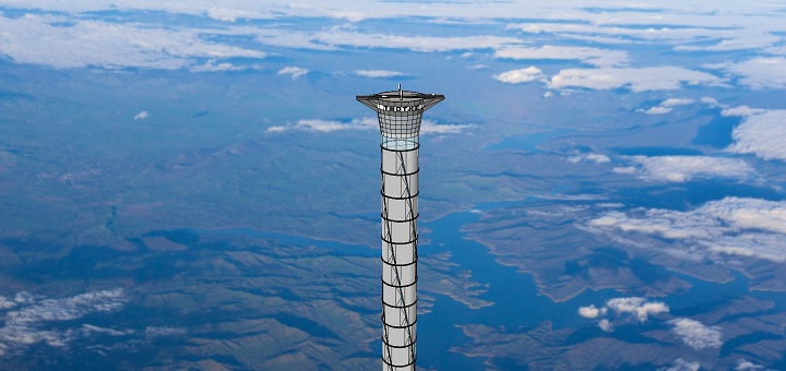 Canadian company granted patent for a space elevator