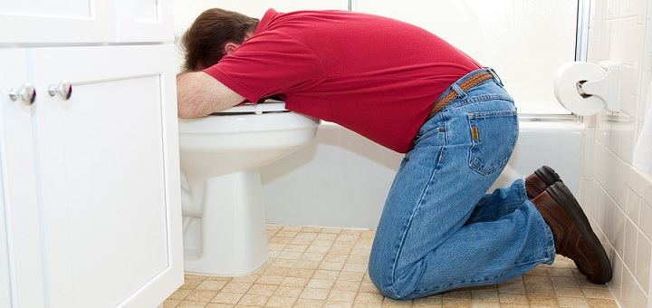 Device that simulates vomiting shows how diseases spread